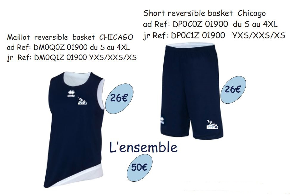 Ensemble reversible