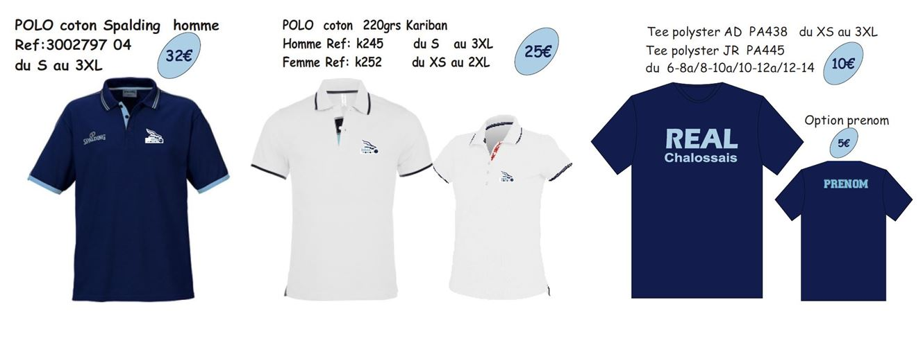 Polo-tee shirt