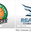 LIVE : REAL Chalossais – Coteaux du Luy Basket (Finale Coupe des Landes virtuelle)